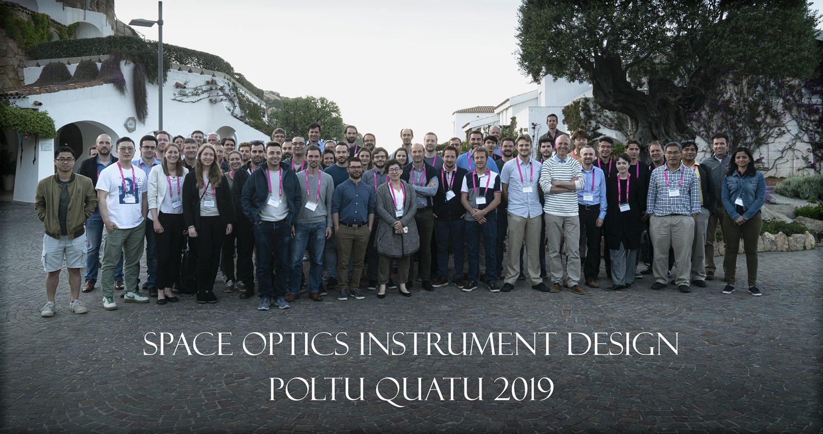 2019 SOIDT - Design - Space Optics Instrument Design ...